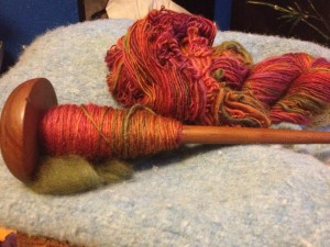"Greenwood Fibers ""Grapevine"""