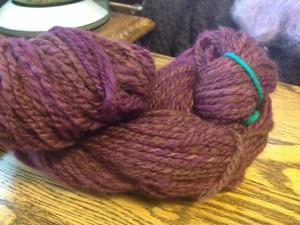 Falklands yarn