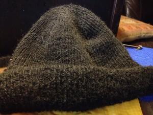 Lon's cap